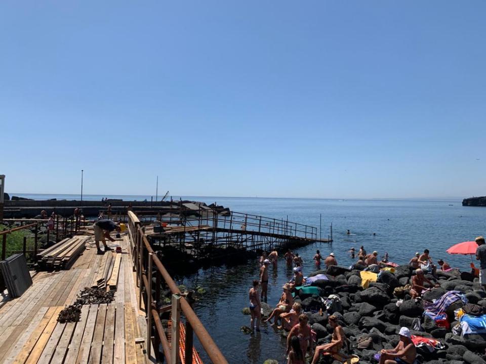 Catania, da domenica aperta la passerella per disabili di San Giovanni Li Cuti