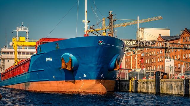 Traffici in calo nei porti di Venezia e Chioggia nel primo semestre