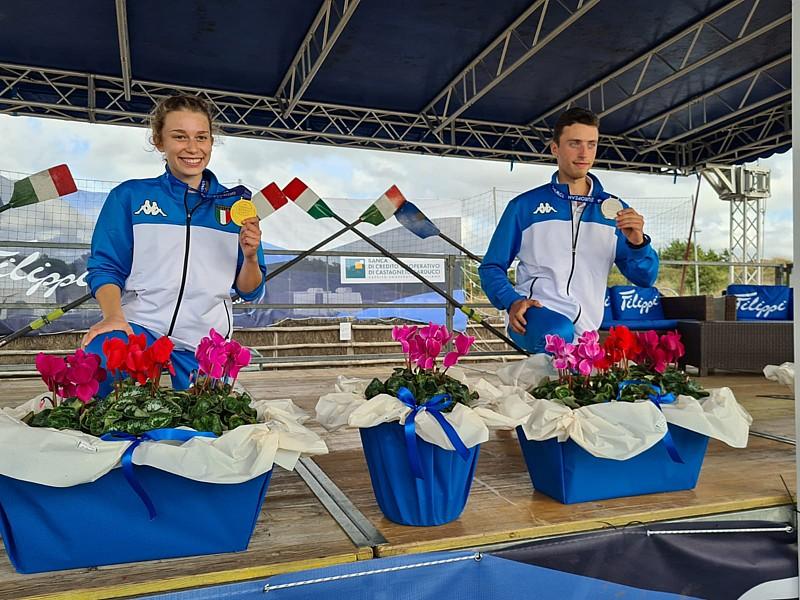 European Rowing Coastal Challenge: oro e argento per l'Italjunior