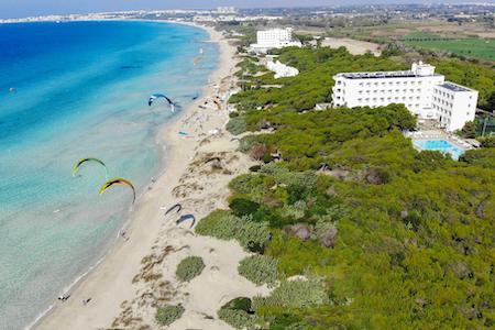 A Gallipoli il campionato italiano Kite Hydrofoil open U19 e U17