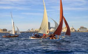 Gallipoli, VI Gozzo International Festival: concorrenti tagliano traguardo insieme