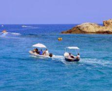 Isole Tremiti barche
