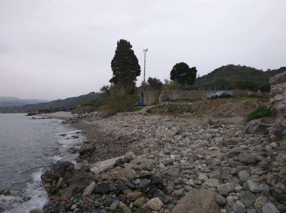 Erosione costiera in Sicilia, un progetto a difesa della costa di Messina