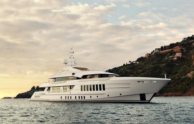Heesen Yachts Project Gemini