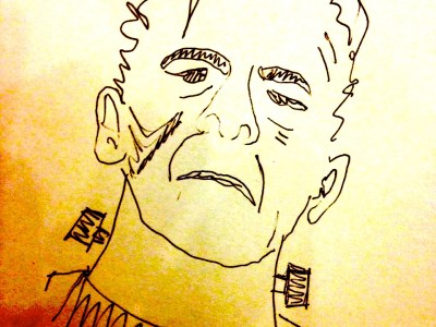 Il Dottor Frankenstein per cena