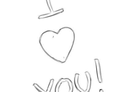 I <3 you!