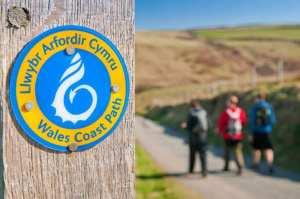 Welsh Coastal Path