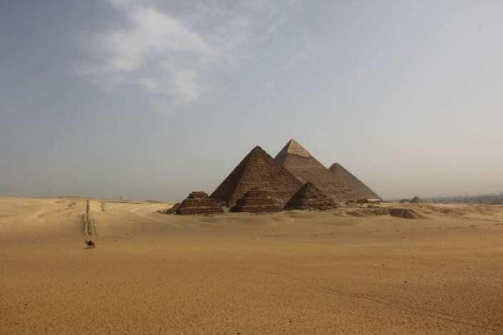 Giza - Il Cairo, Egitto