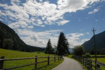 Paesaggi in valle d'Anterselva