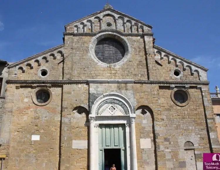 Duomo di volterra