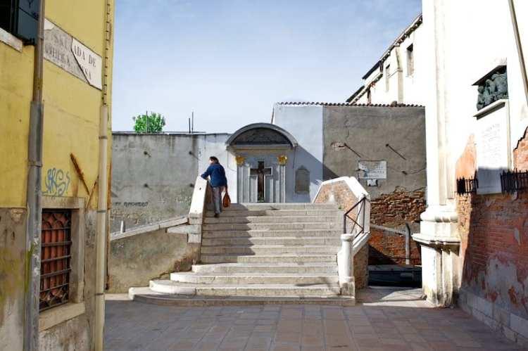Dorsoduro centro venezia