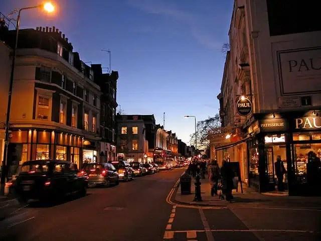 King's Road Chelsea