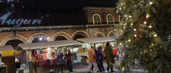 Mercatino di Natale (foto nataleatorino.it)