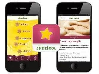 L'applicazione dei mercatini per iPhone
