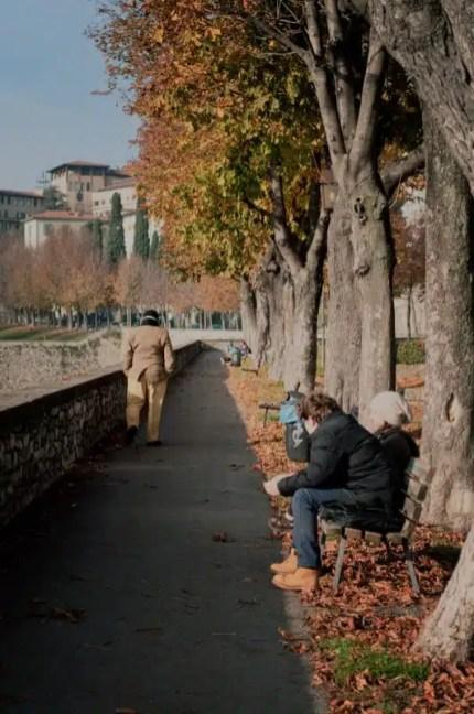 Passeggiata sulle Mura