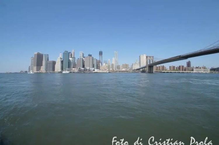 NYC Brooklyn Promenade