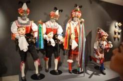 Le maschere del Carnevale fassano
