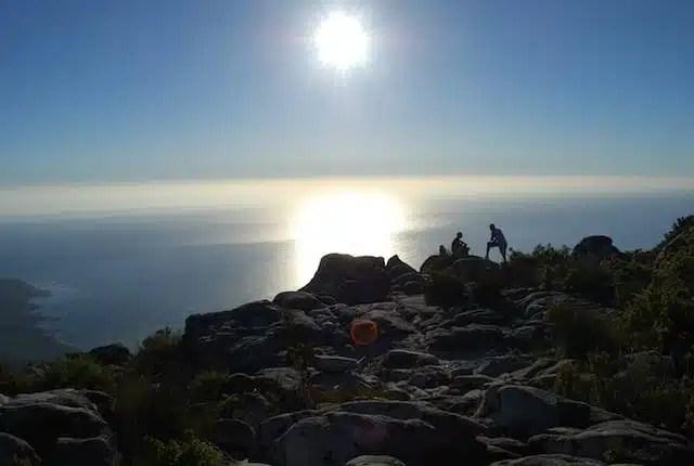 Table Mountain - Città del Capo, Sudafrica - Da un capo all'altro