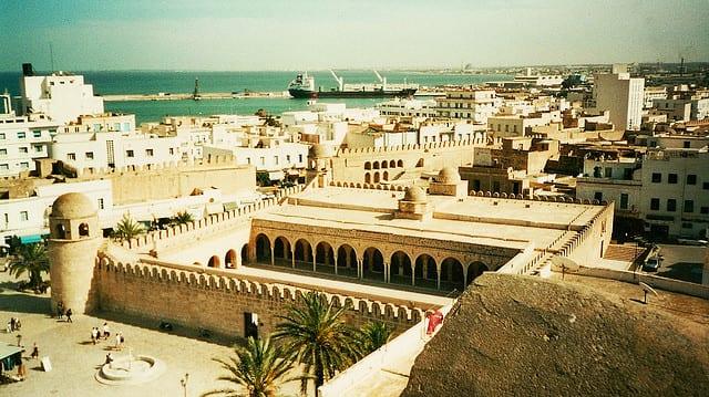 Moschea di Sousse - Tunisia