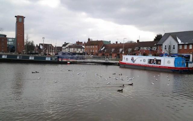 Il fiume Avon