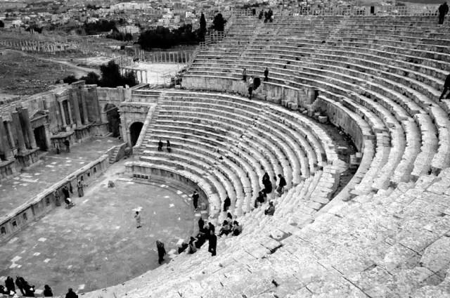 Il teatro di Gerasa