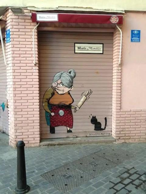 Il colorito centro di Valencia