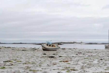 La bassa marea di Lannilis