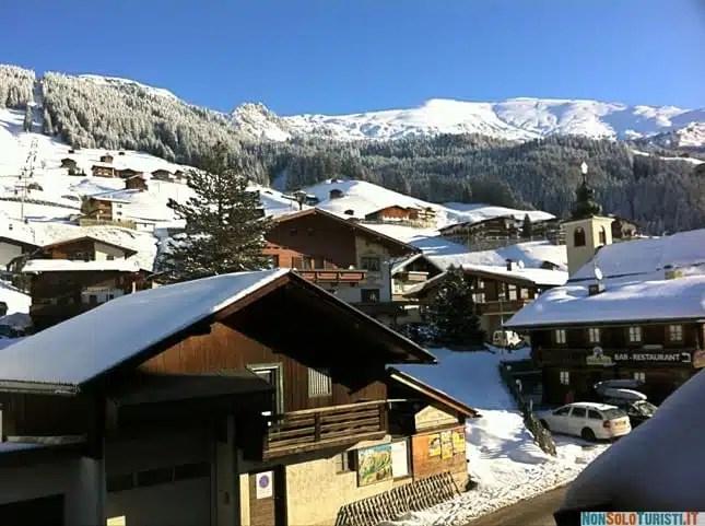 Tux, Tirolo - Austria