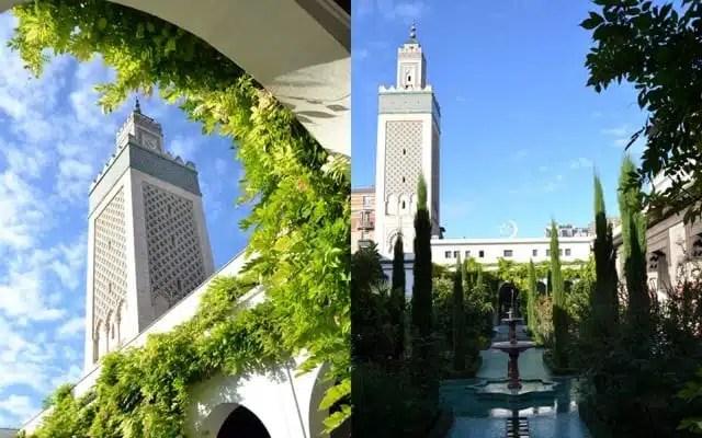 La moschea di Parigi