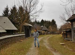 Francesco a Maramures, in Romania