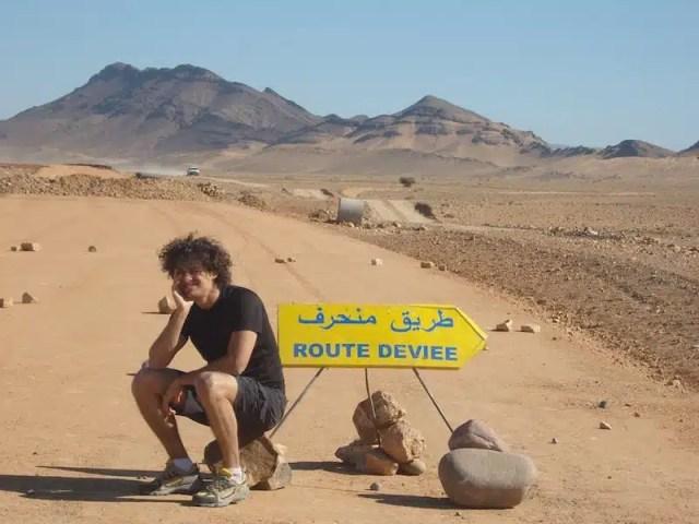 Francesco nel Sahara