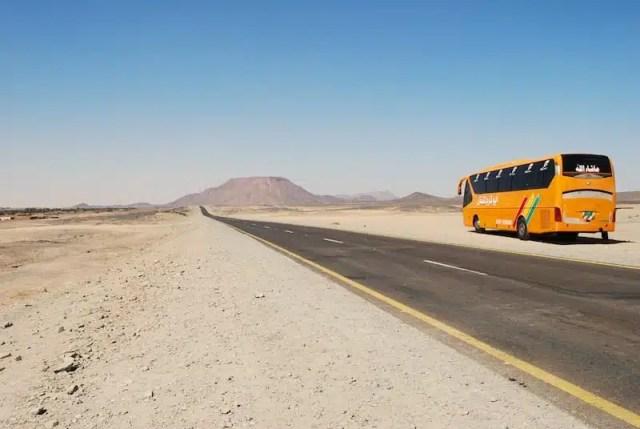 In viaggio nel Deserto di Nubia