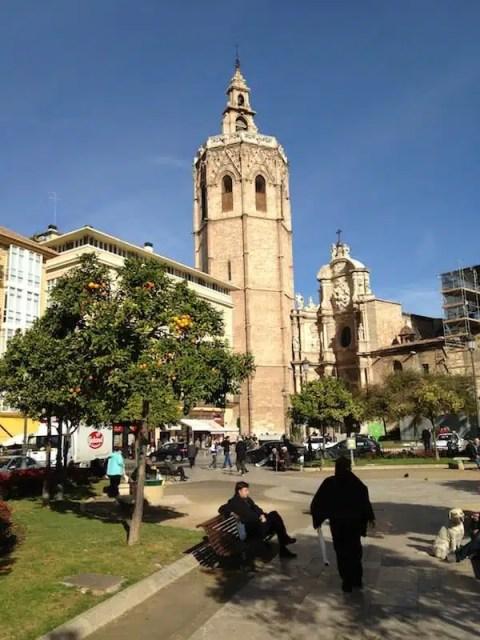 La Cattedrale di Valencia