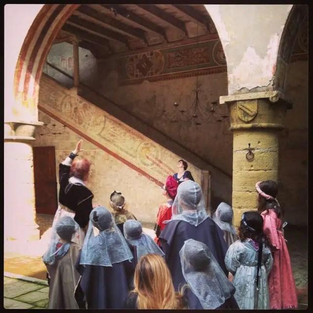 Alla scoperta del Castello di Malpaga a Bergamo