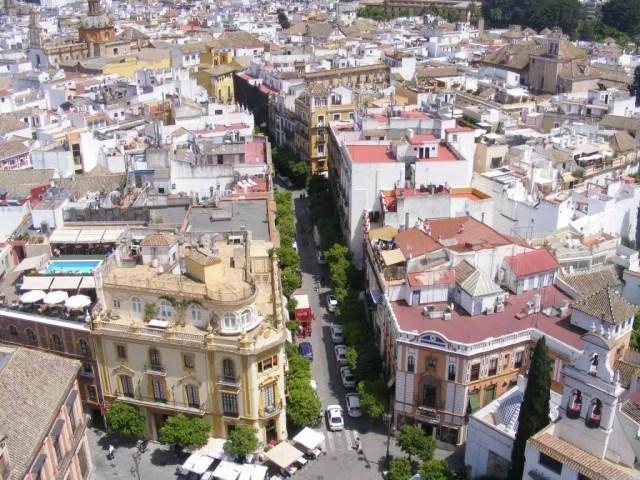 Il Barrio de Santa Cruz