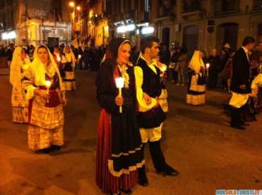 Processione di Sant'Efisio, Cagliari