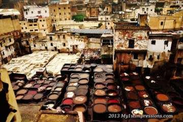 Viaggio a Fes in Marocco