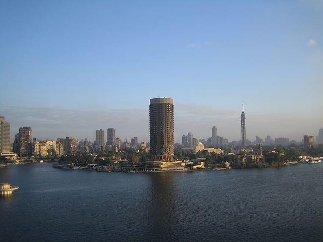 Il Cairo, capitale dell'Egitto (foto di Gary Denham)