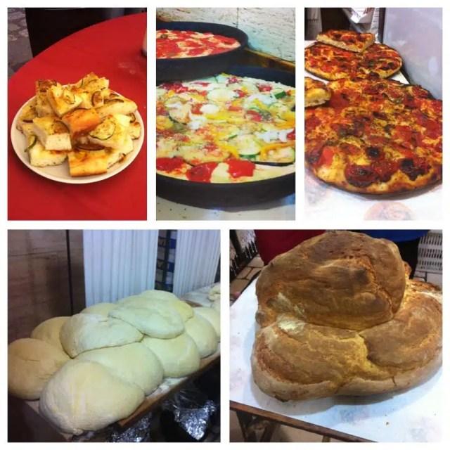 Pane, pizza e focacce: i tesori di Altamura (Puglia)