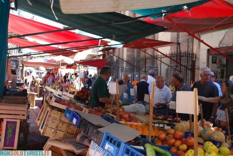 Palermo - Mercato di Capo