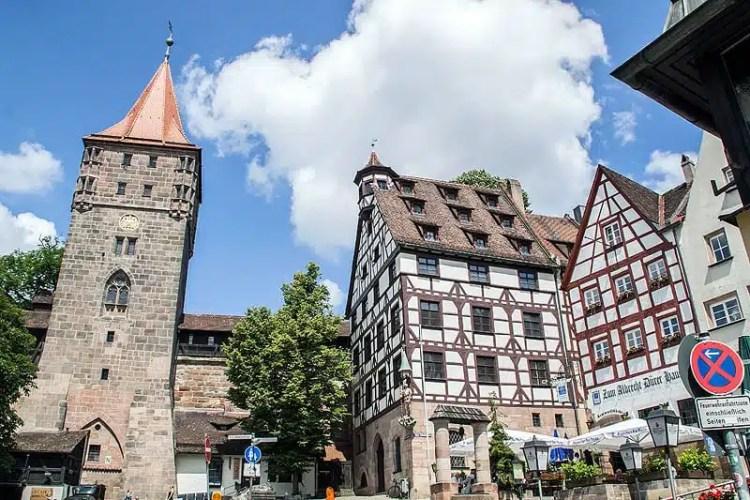 Norimberga (Germania) - Città Alta