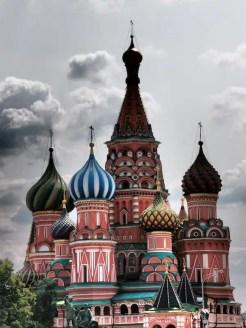 Cattedrale di San Basilio - Mosca, Russia