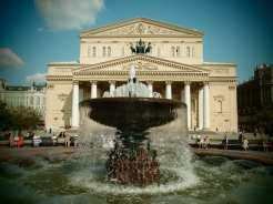 Teatro Bolshoi - Mosca, Russia