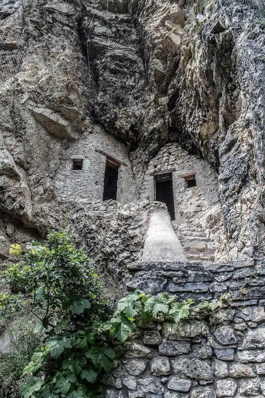 Cella di eremiti - Valnerina, Umbria