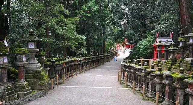Tempio di Kasuga Taisha - Nara, Giappone