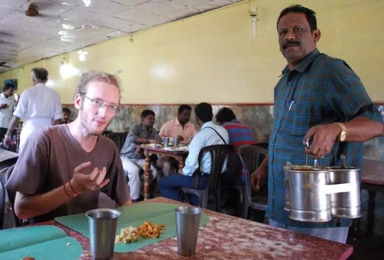 India - cibo, thali