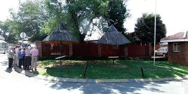 Nelson Mandela National Museum - Soweto (Johannesburg), Sudafrica