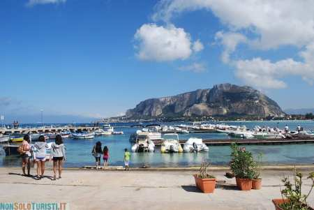 Mondello, Palermo - Sicilia, Italy