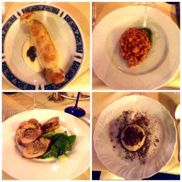 Spoleto - Piatti tipici, Ristorante Apollinare