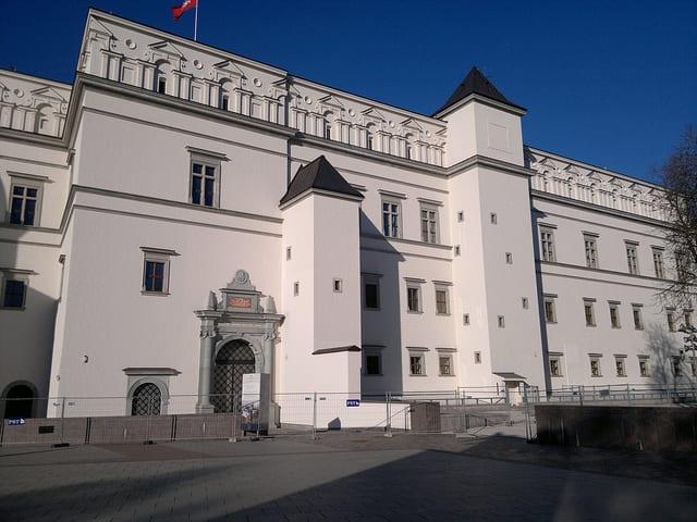 Palazzo di Granduchi di Lituania - Vilnius, Lituania